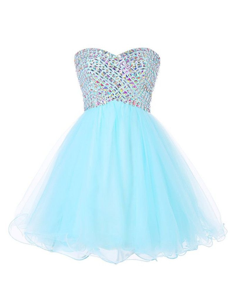Find more homecoming dresses information about sparkly crystals