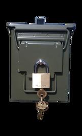 Ammo Can Locking Hardware Kit Ammo Cans Ammo Storage Ammo