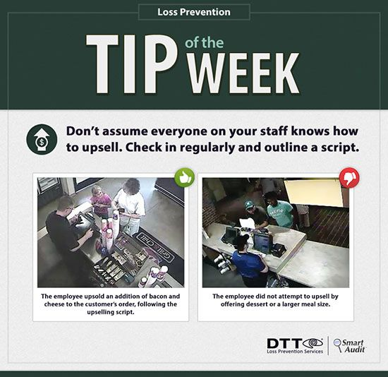 LP Tip of the Week: Outline an upselling script for your