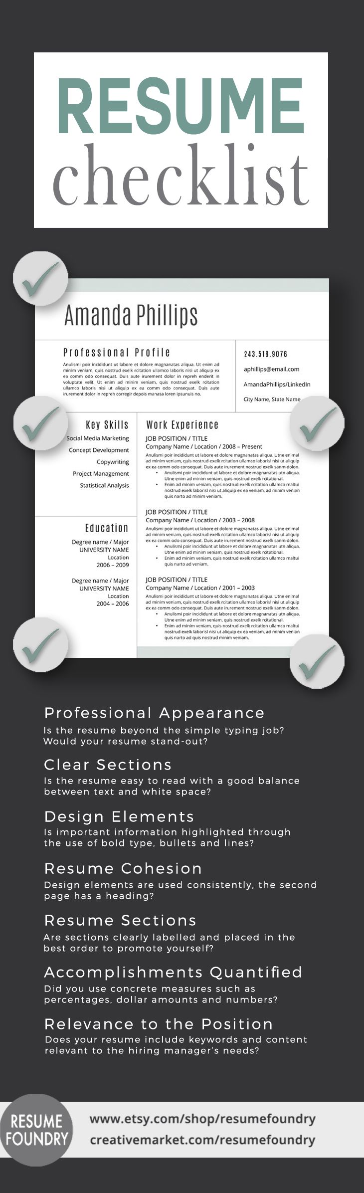 Read this before sending out your resume! | CV | Pinterest ...