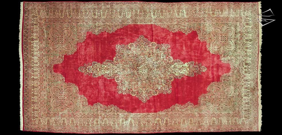 11 20 Persian Cyrus Crown Kerman Rug Kerman Rugs Rugs Rugs On Carpet