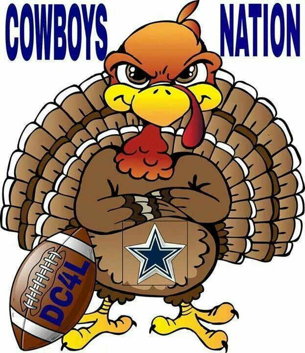 Dallas Cowboys For Life Funny Thanksgiving Pictures
