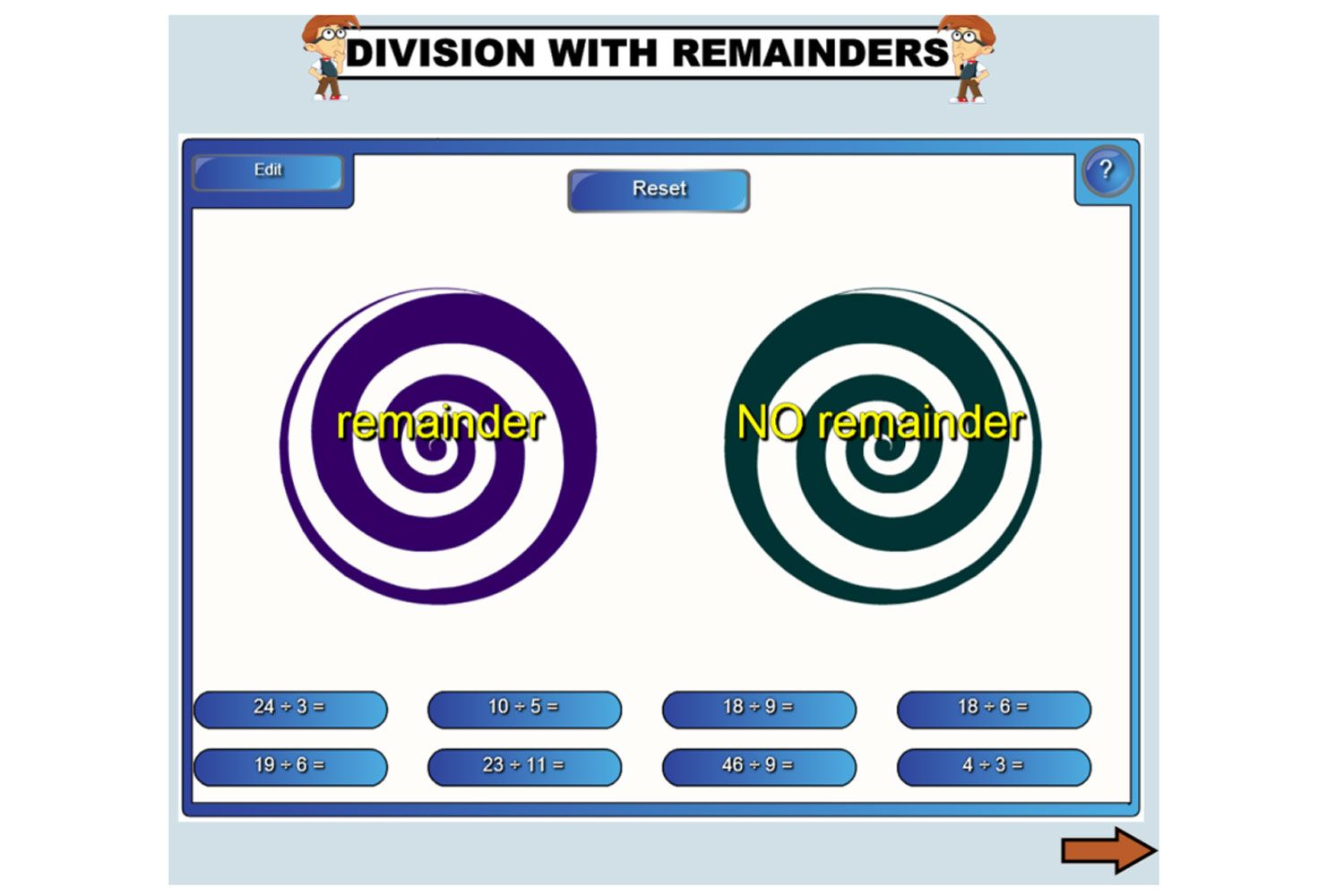 Help Your Students To Solve Problems Involving Division By