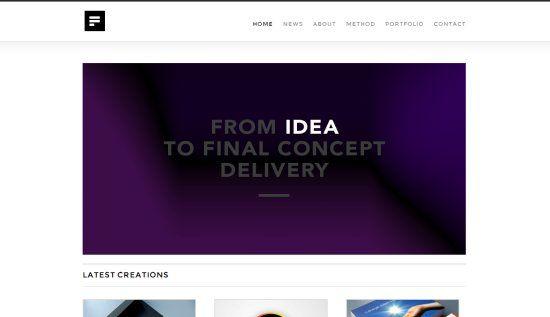 50 Awesome Portfolio Websites   Vandelay Design Blog