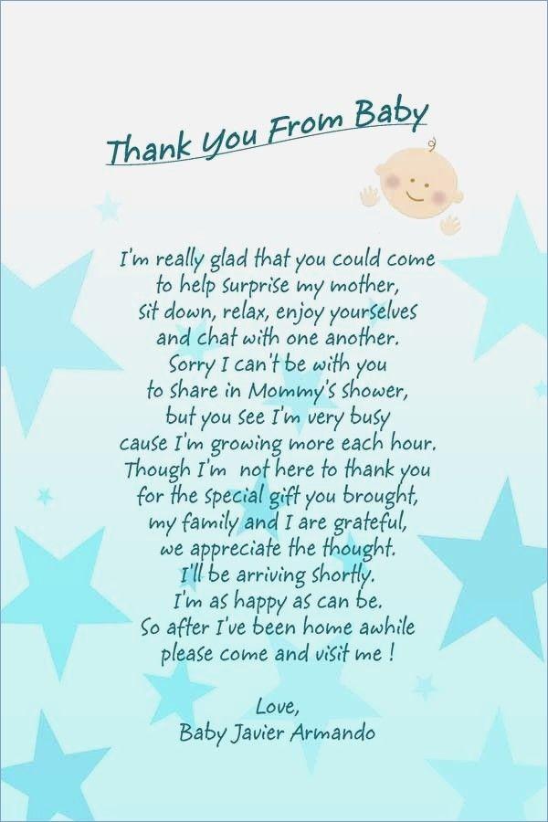 Baby Shower Thank You Speech : shower, thank, speech, Shower, Ideas, Shower,, Thank