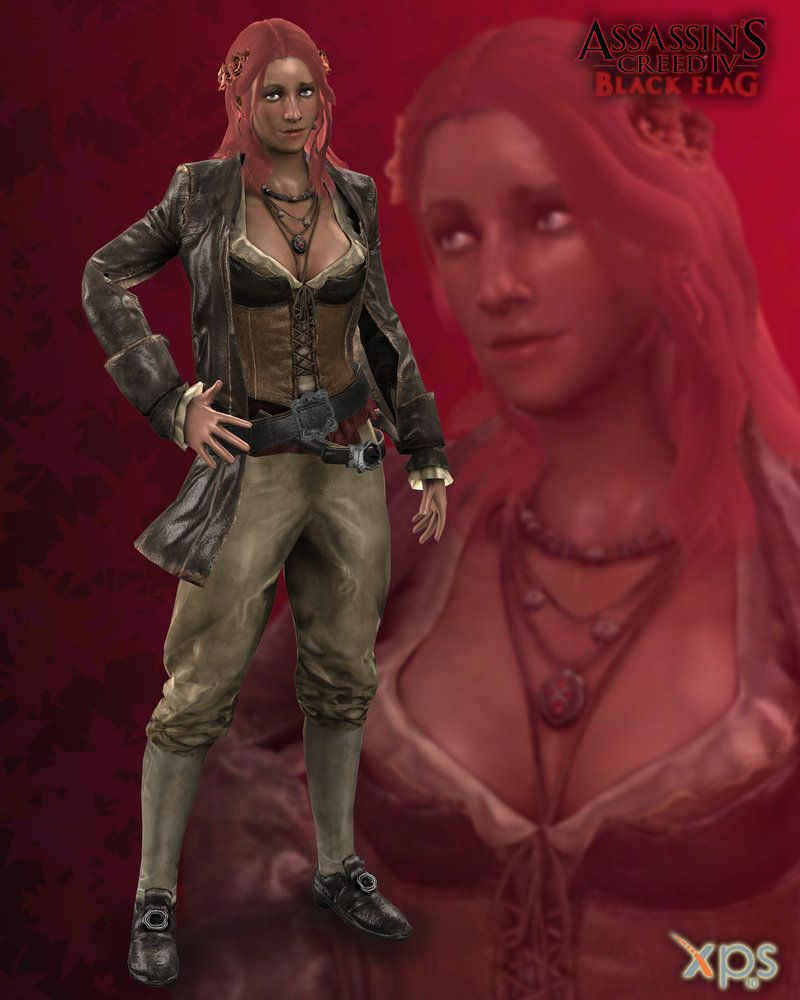 Anne Bonny Assassins Creed Assassins Creed Iv Anne Bonny