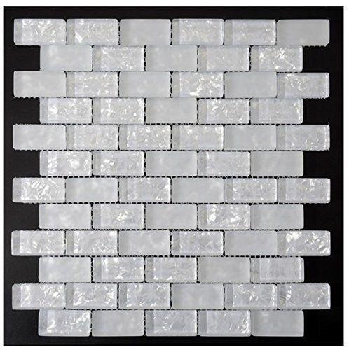 Click Image For More Details Affiliate Link Tileflooring Glass Tile Backsplash Glass Mosaic Bathroom Glass Mosaic Tile Kitchen