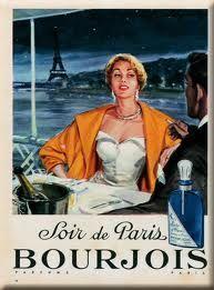 affiche de pub de parfum - Recherche Google