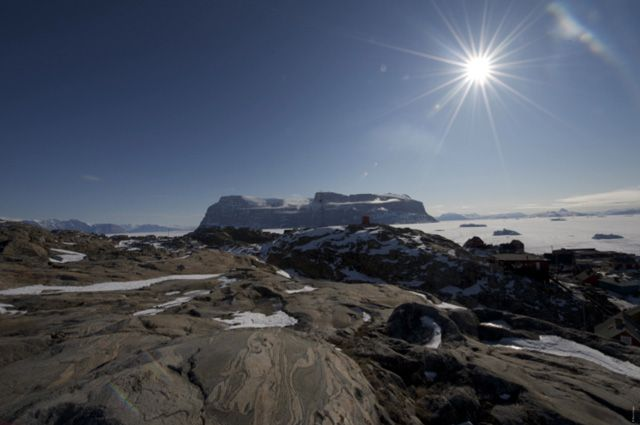 Greenland's inland ice is melting | Many Strong Voices - Portraits - Stories