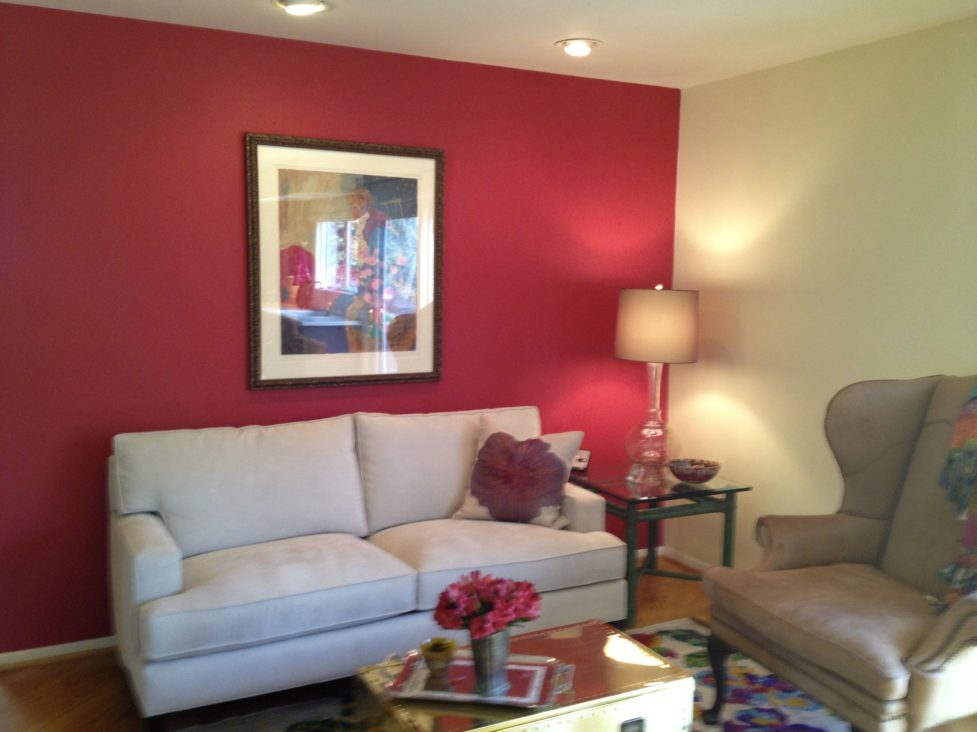 Jeanine Zapatka, ASID  what a pop color does to a room