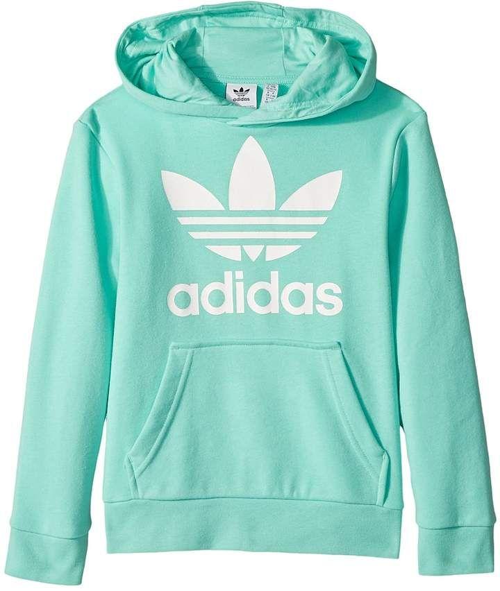 0ca596d4205e adidas Originals Kids Trefoil Hoodie Kid s Sweatshirt