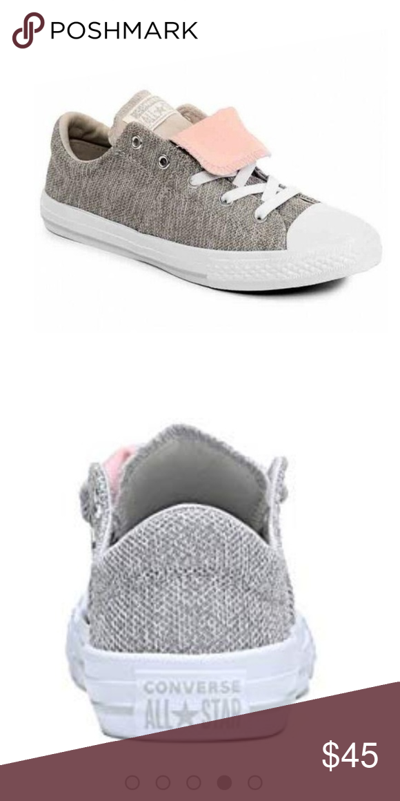 New! Converse All Star Junior Sneakers