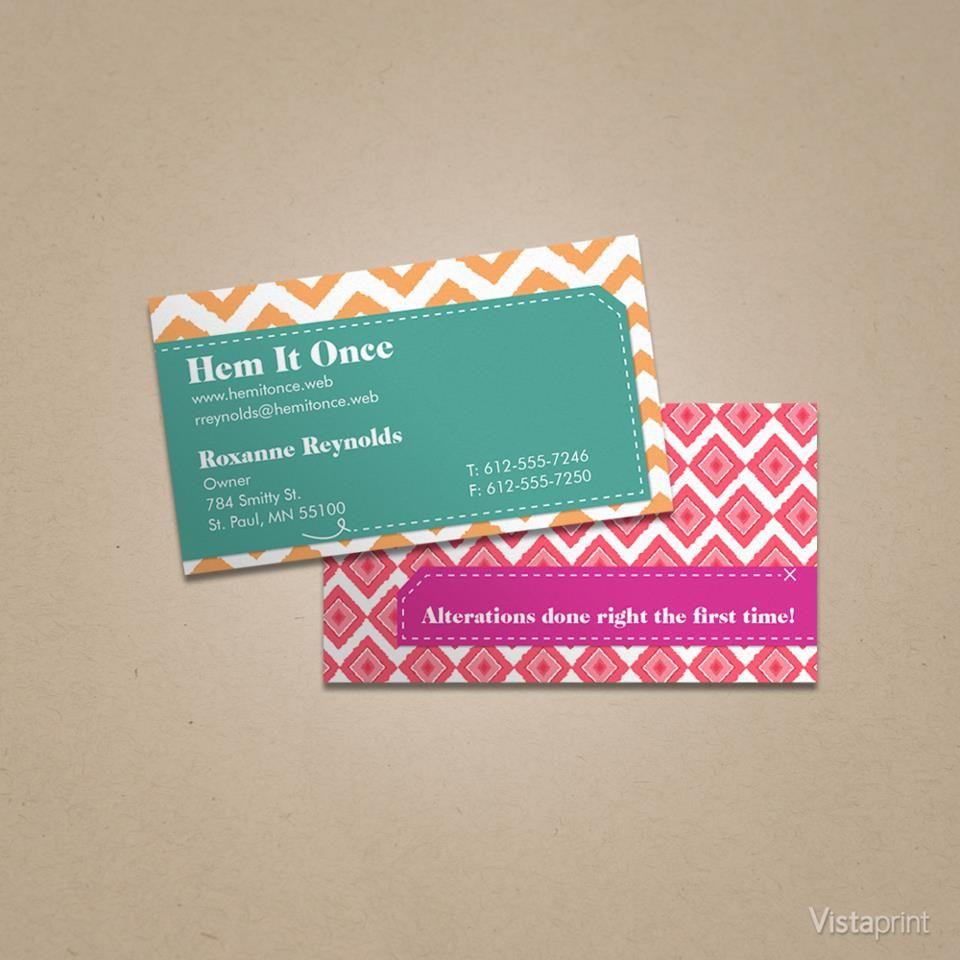 Creative Business Card Thank You Vista Print Printing Business Cards Business Cards Creative Business Card Template