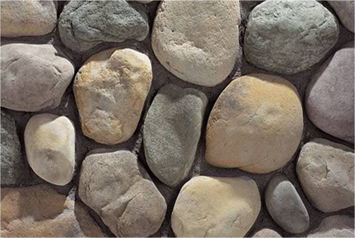 River Rock Tile And River Rock Is Quarried From Dry River Beds In ..