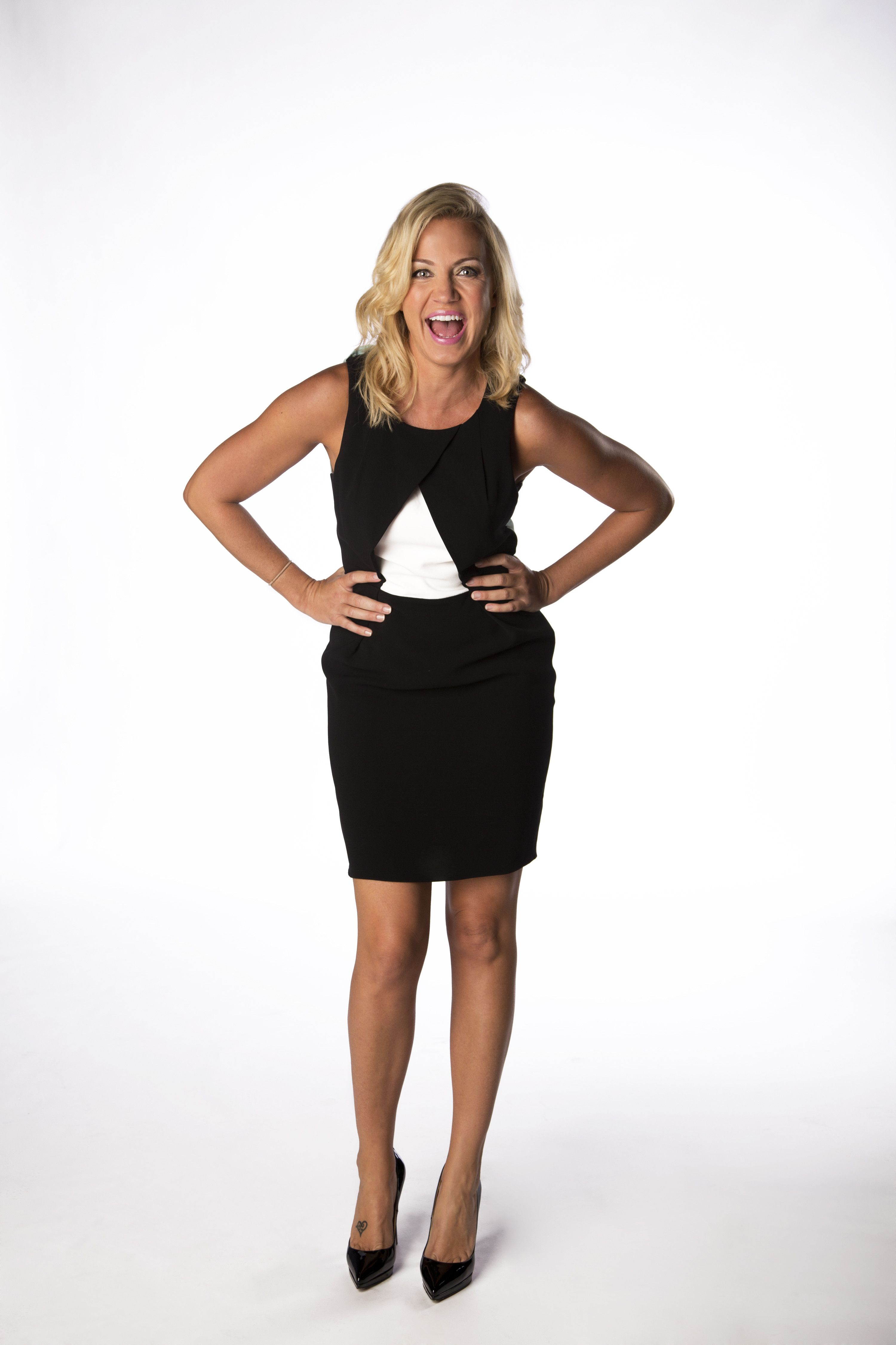 Michelle Beadle Heels How ESPN Host M...