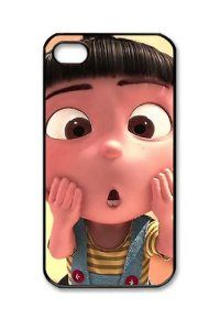 Amazon Com Iphone 4 Case Despicable Me Dm013 Iphone 4s Case Cell