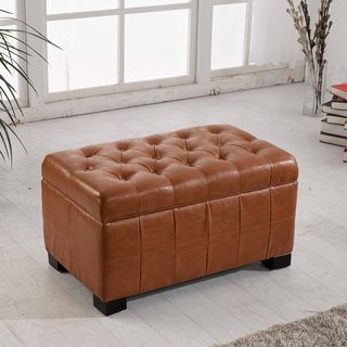 Superb 141 99 Classic Tufted Storage Bench Ottoman Dimensions Gmtry Best Dining Table And Chair Ideas Images Gmtryco