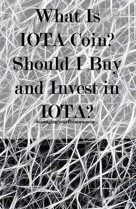 Buy iota cryptocurrency stock