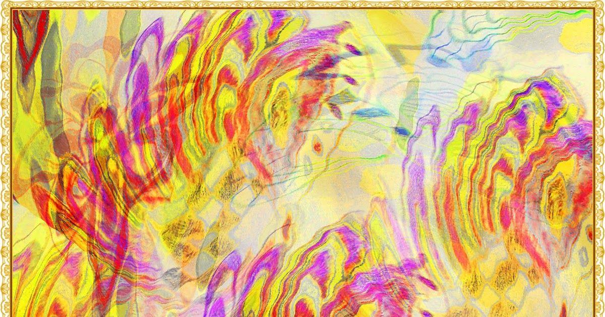 34++ Gambar Lukisan Abstrak Keren di 2020 Lukisan