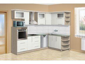 Levna Rohova Kuchynska Linka Modena B Kitchen Cabinets Kitchen Kitchen Design
