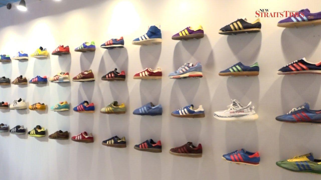 Pumped Up Kicks Malaysia Adidas Gathering Draws Hardcore Collectors
