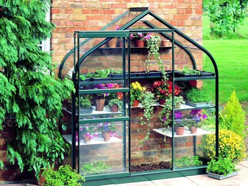 Halls Supreme Wall Garden | Halls Greenhouses | Greenhouses ...