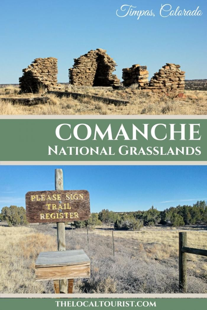 Driving Through the Dusty Comanche National Grasslands