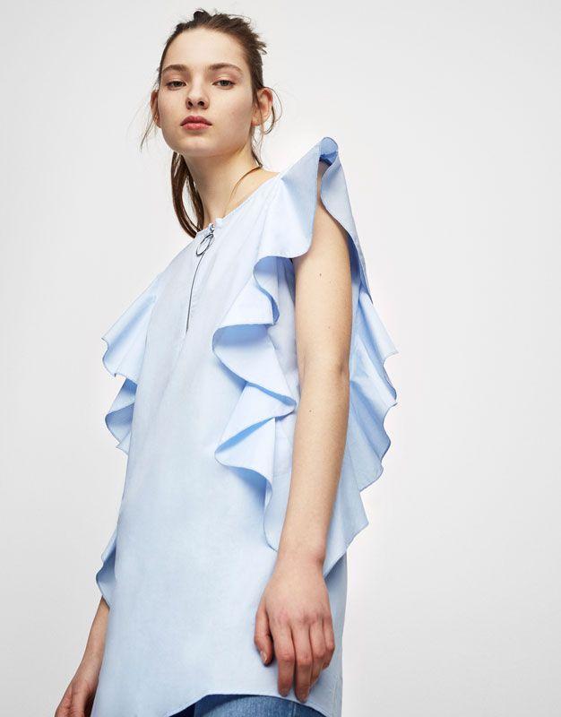 Modetrends Neuheiten für Damen des Frühjahr Sommer | PULL&BEAR