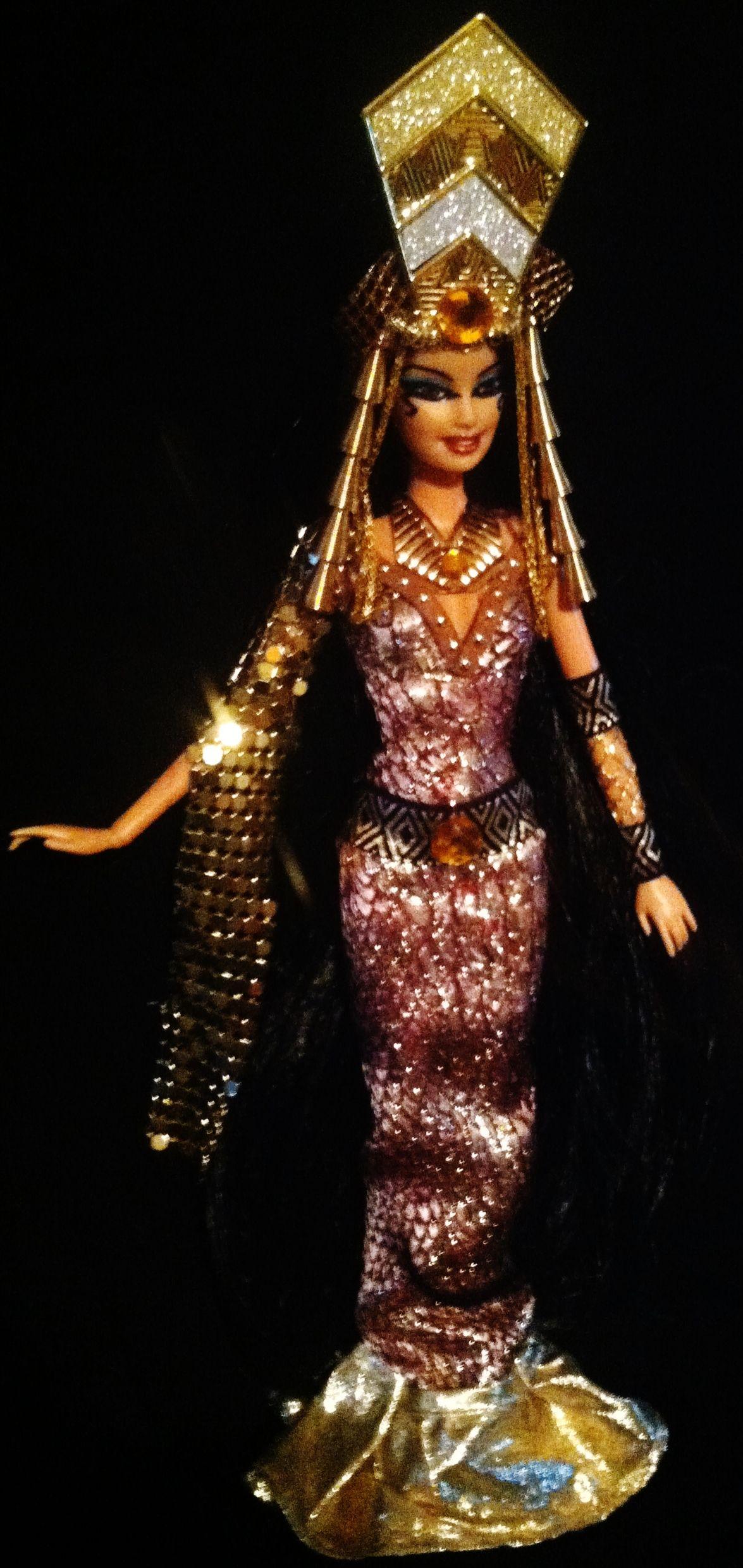 SOLD ! WADJET Egyptian Snake Goddess | Snake goddess