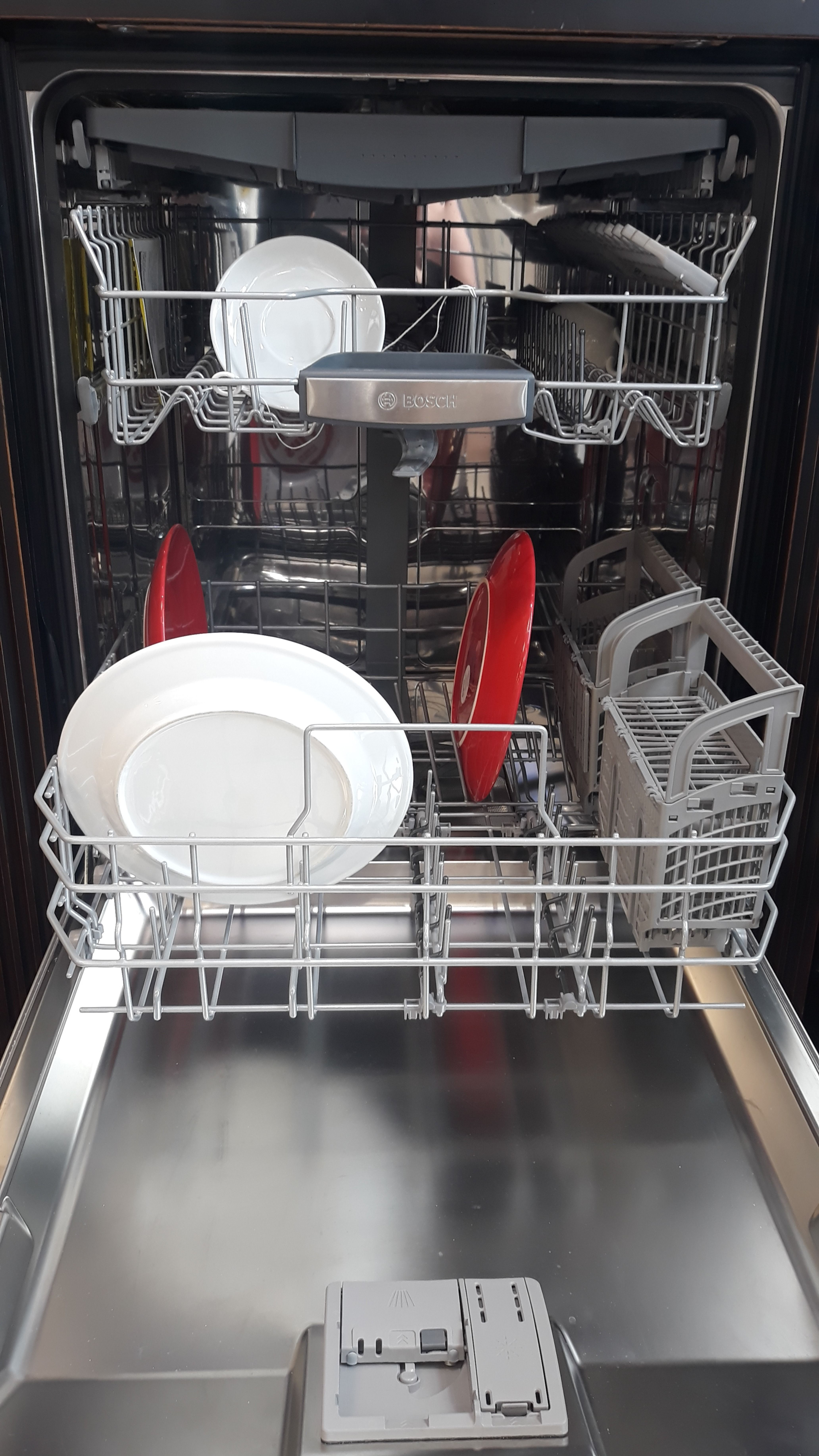 How To Install A Bosch Dishwasher - YouTube