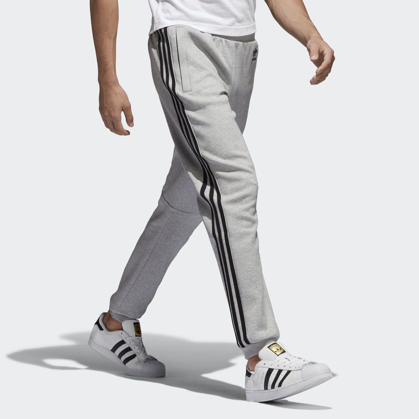 Pantalon Curated gris adidas | adidas France | Pantalon