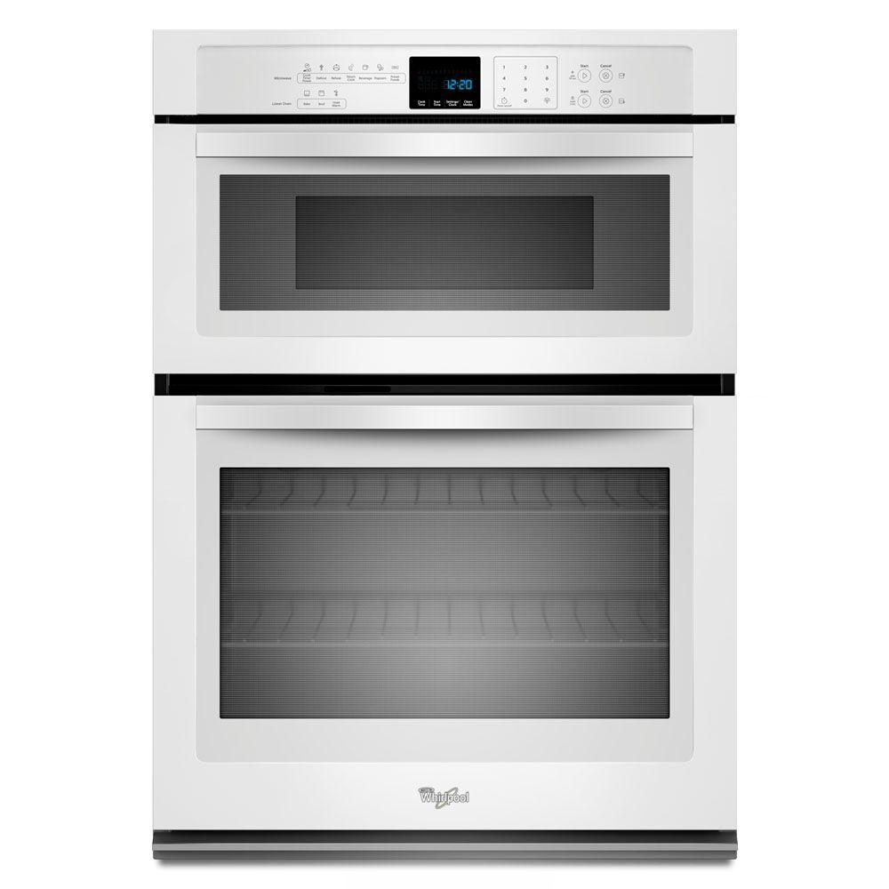Electric Wall Oven With Built In Microwave