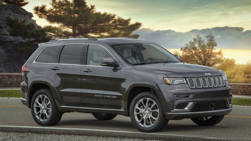 Mystery Jeep 3 Row Suv Becomes Clearer With Details From Mike