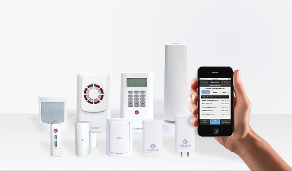 Simplisafe Wireless Security Systems Cheaper Than Most I Have Seen But It Has Great Reviews My House Will Have A Security System Home Security In 2019
