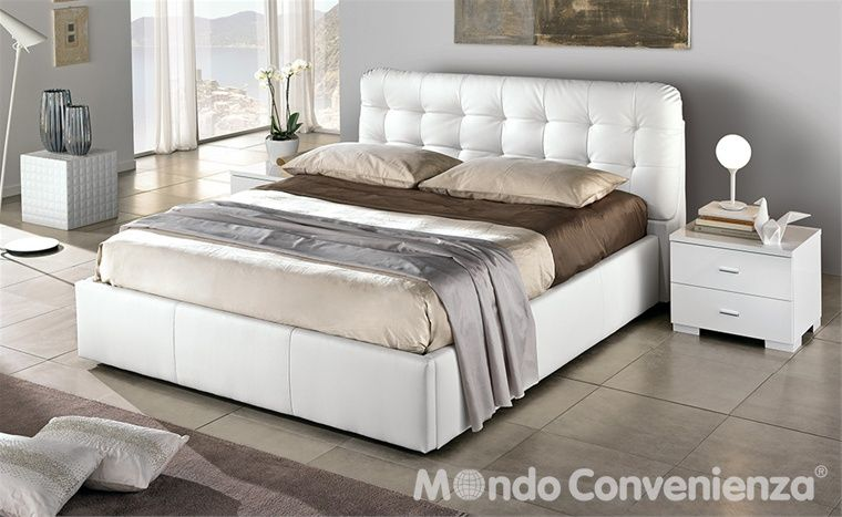 Letto Stone - Mondo Convenienza | Home Sweet Home | Pinterest ...
