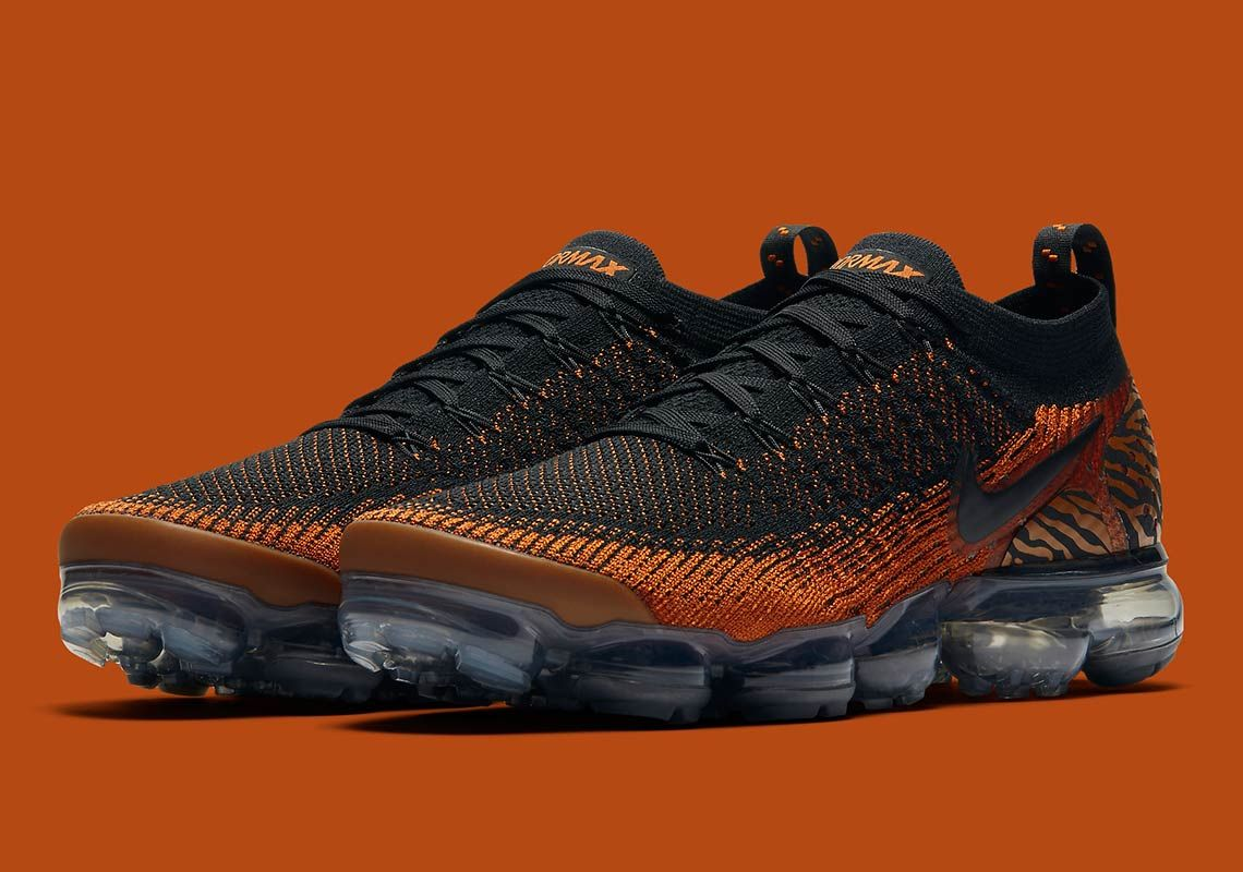 Vapormax Flyknit Stripes Nike Tiger 0Shoes Adds To The 2 lTK3F1Juc