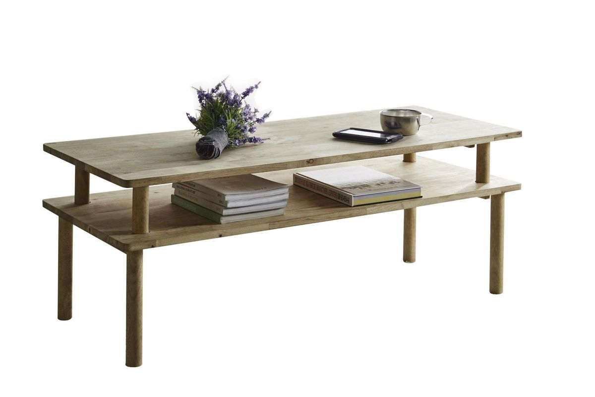 Darice Coffee Table In Natural By Acme At Gardner White Coffee Table Table Perfect Side Table [ 800 x 1200 Pixel ]