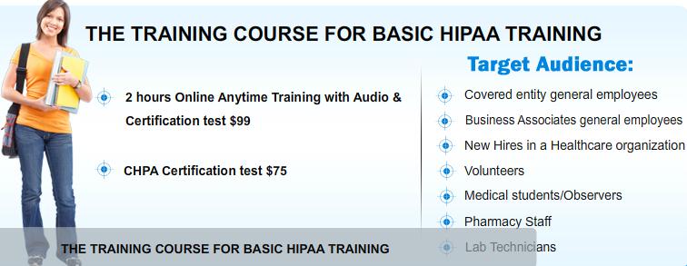 Benefits of HIPAA Online Training Program http//www