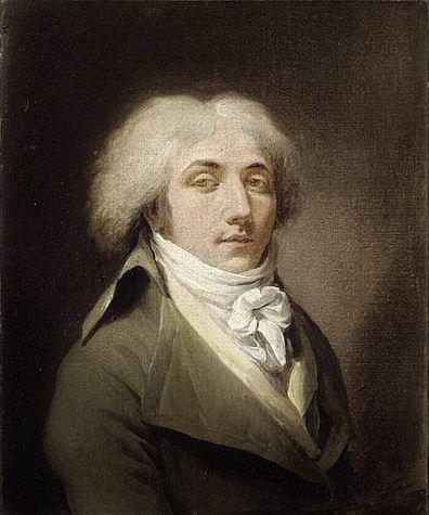 Boilly, Louis Léopold - Self portrait - Realism - Oil on canvas - Self Portrait - Musée des Beaux-Arts - Lille, France