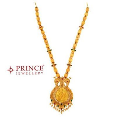 Indian Jewellery and Clothing: Divine temple jewellery