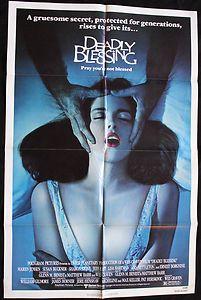 Wes Craven's Deadly Blessing (1981) - Ernest Borgnine, Sharon Stone, Michael Berrymen    #Horror Film #Halloween