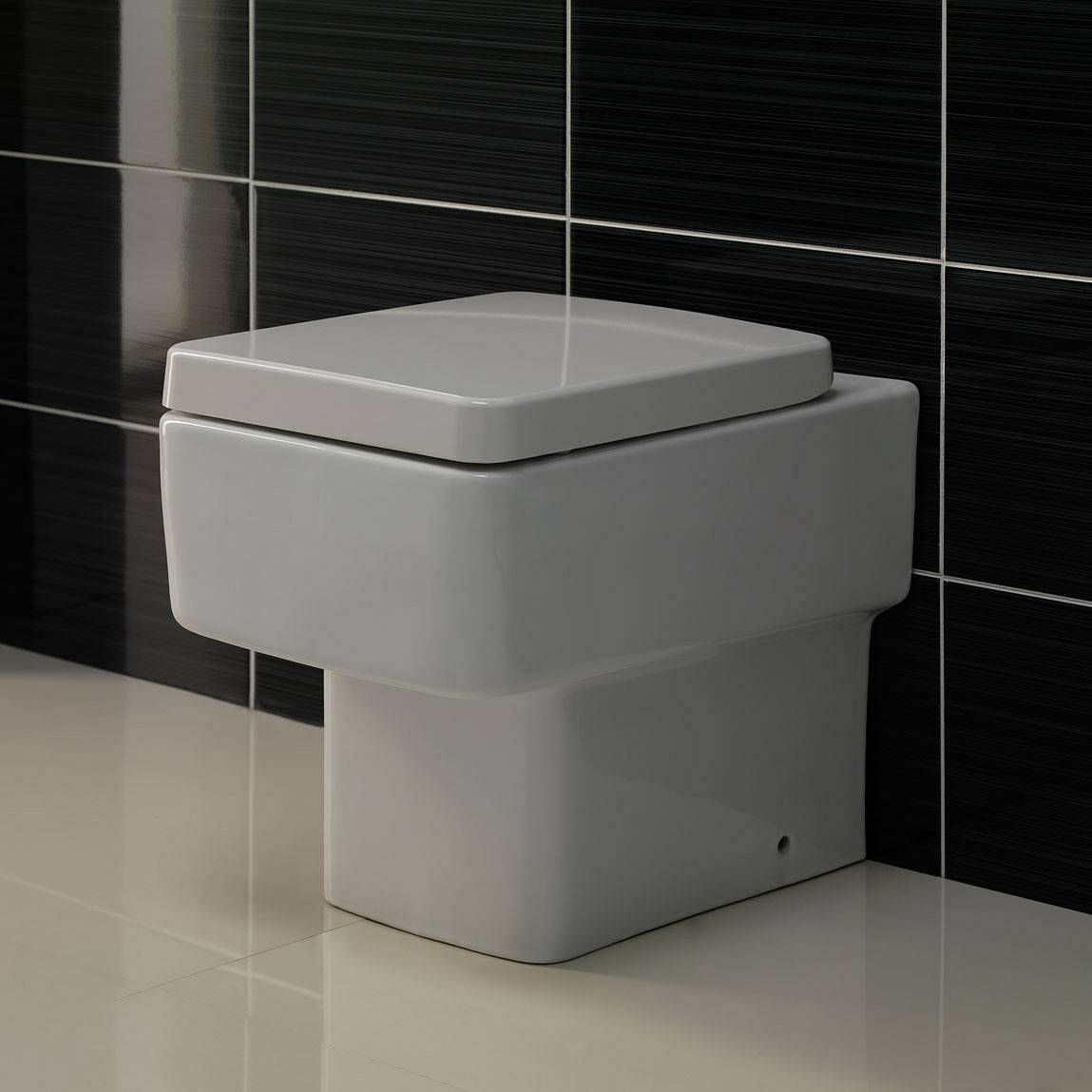 Chase+Back+To+Wall+Toilet+inc+Seat Victoria Plumb £129 | Toilet ...