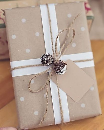 Außergewöhnlich: 15 kreative Ideen, Geschenke zu verpacken | Wienerin #emballagecadeauoriginal