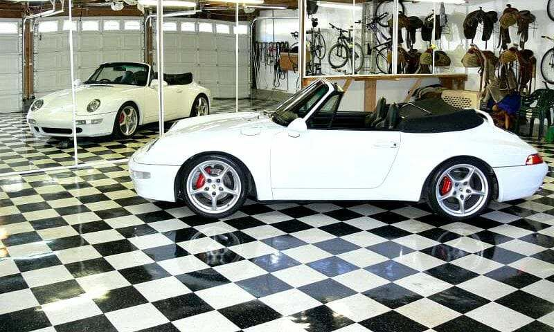 Cheap Garage Flooring Options | All Garage Floors