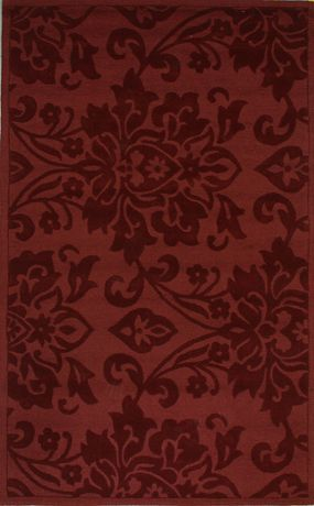 Anglo Oriental Daphne Area Rug Brown 3