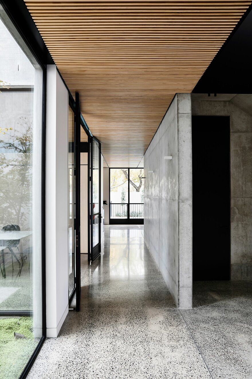 Light Vault House Chamberlain Architects In 2020 Concrete Architecture Cement House Architect