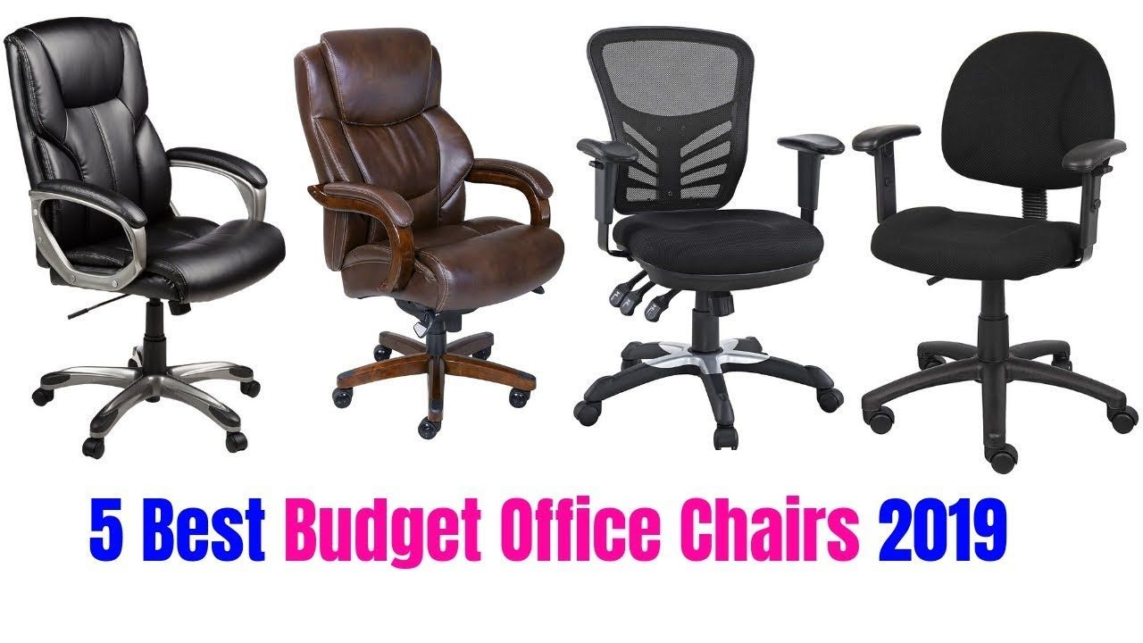 34 Best Budget Office Chairs 34  Office chair, Budget chairs