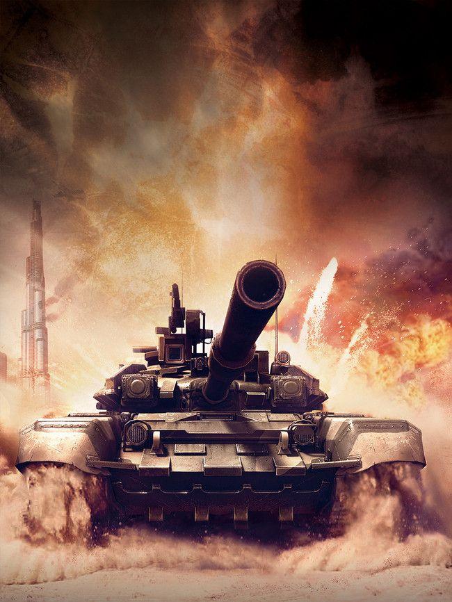 Tanks Games Battlefield Posters Backgrounds Psd Banner Backg