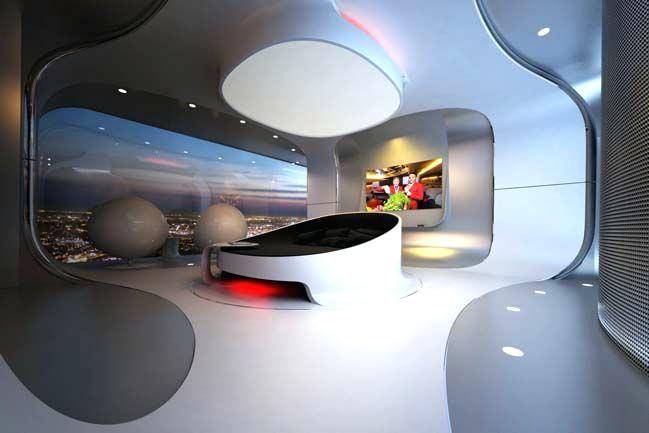 Decorating Den Interiors Franchise Cost Futuristic Bedroom