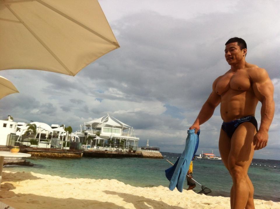 Kang Kyung Won (강경원, Korean Bodybuilder)   Bodybuilder